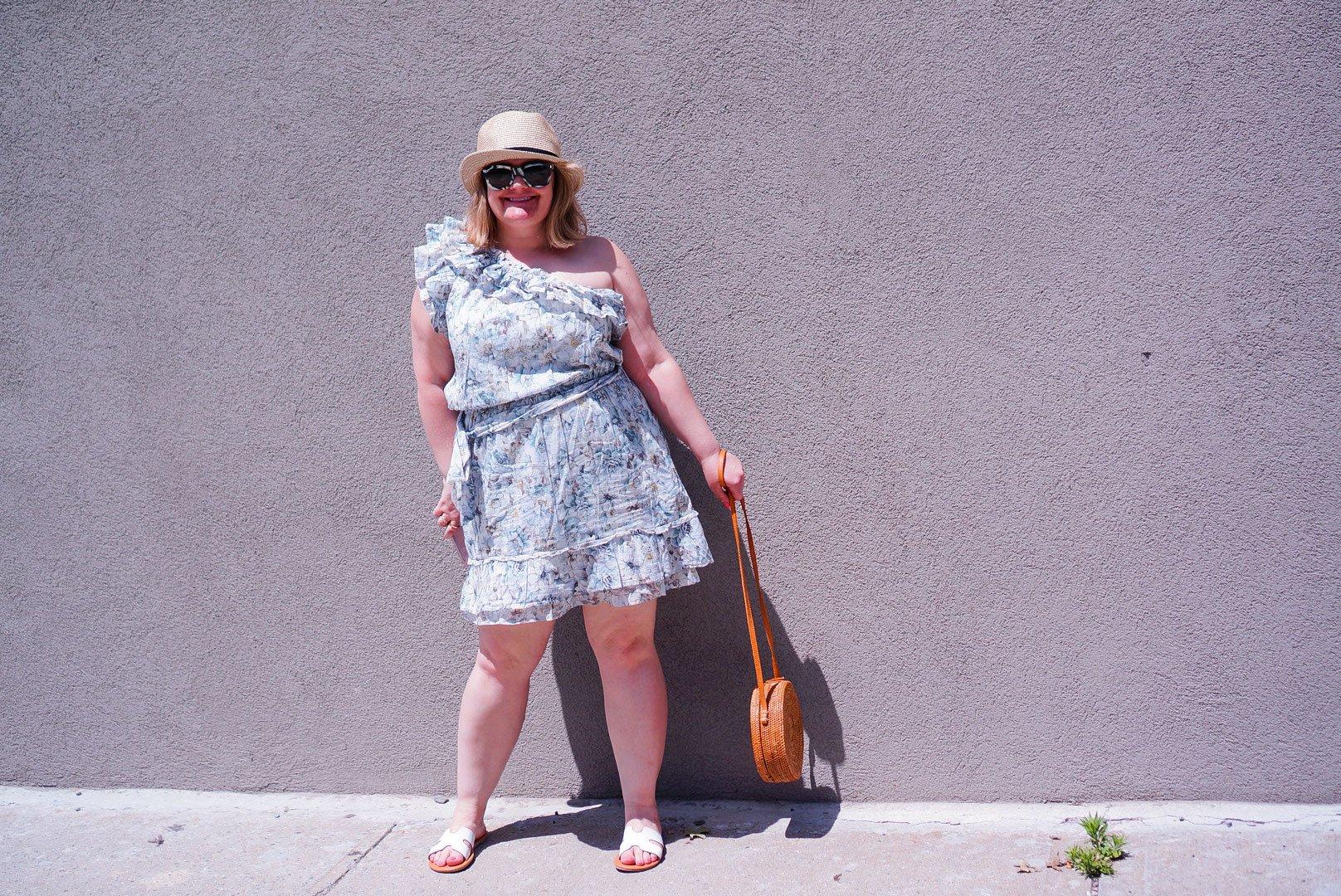 Fitting Room - HappyXNature-Dress